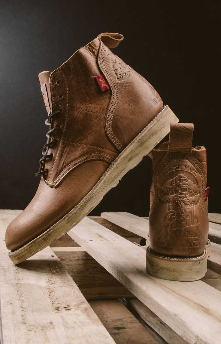 Gorilla Boots New On Jackthreads Layer Up