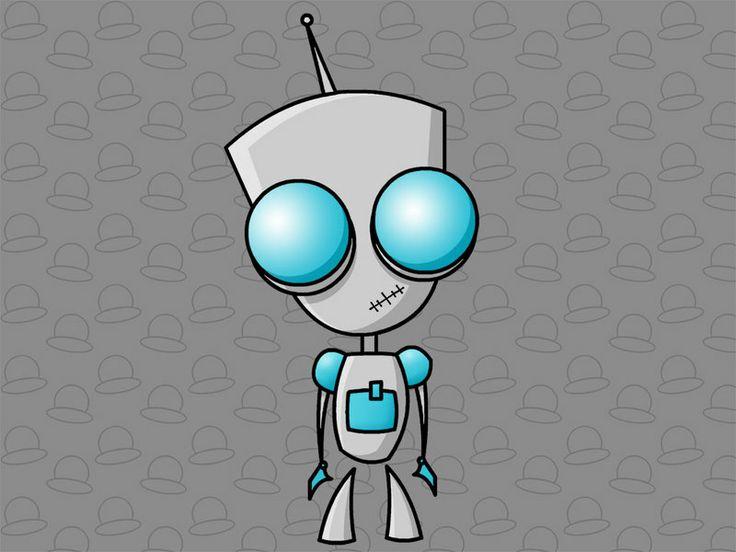 36 best invader zim images on pinterest invader zim robot and robots gir voltagebd Choice Image