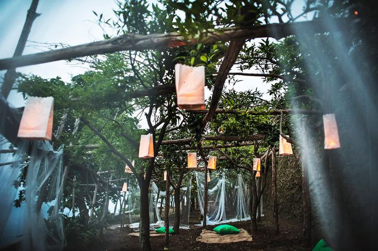 Country Rusitc Wedding Venues, wedding venues, under lemon groves, in the garden, rustic weddings, Ravello, Amalfi coast, Sposa Mediterranea