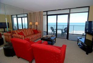 Myrtle Beach Vacation Rentals | VERANDAS 605 | Myrtle Beach - Ocean Drive