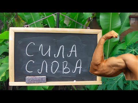5 ФРАЗ, КОТОРЫЕ МОГУТ УБИТЬ! [Сила слова] - YouTube