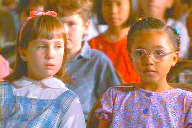 Oh, happy day! Matilda and Lavender from 'Matilda' reunited IRL