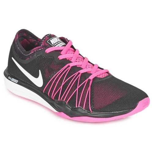 Fitness Nike DUAL FUSION W Negro / Rosa 350x350