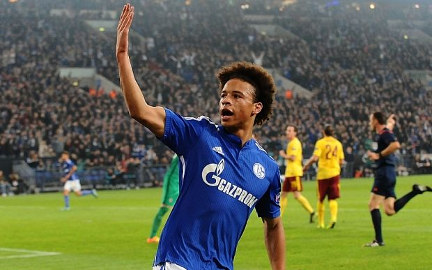 Arsenal transfer news and rumours: Arsene Wenger ready to enter race to sign Sane ... Schalke midfielder Leroy Sane - Telegraph