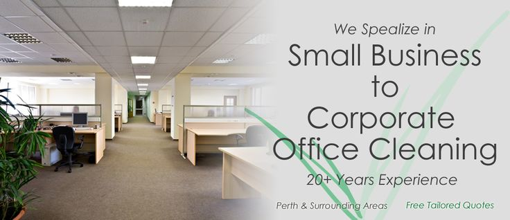 Get Cleaned is a, Perth WA based professional office & commercial cleaning business with over 20 years experience