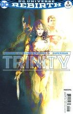 Mild Mannered Reviews  Trinity #5
