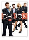 Chuck: The Complete Series [23 Discs] [DVD]