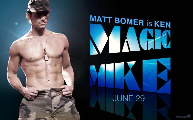 matt bomer magic mike | Magic Mike wallpaper – Matt Bomer « Movie Wallpapers