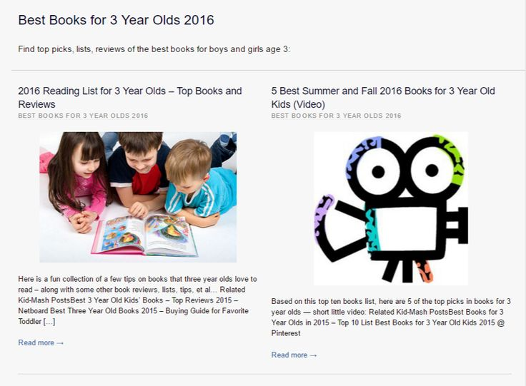 206 Best Nooks Images On Pinterest: 17 Best Images About Best Books For 3 Year Old Kids 2016