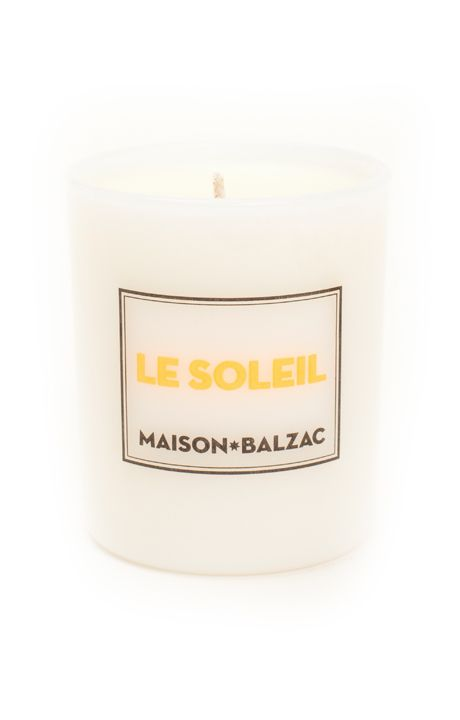 Le Soleil by Maison Balzac. Available at CAMILLA AND MARC boutiques.