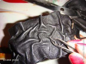 Своими руками браслет из натуральной кожи МК мастер класс, поделка