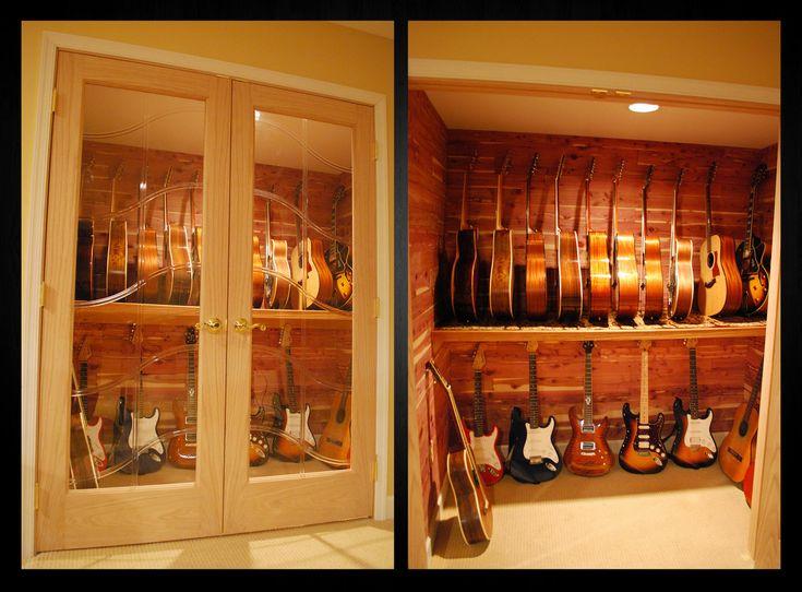 Guitar Closet