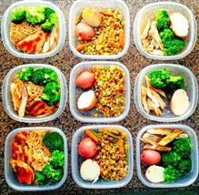 Planning and prepping is key to success! via The Kitchen Table - The Eat-Clean Diet®