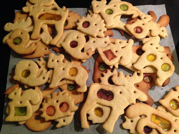 #homemade #cookies #xmas #tree