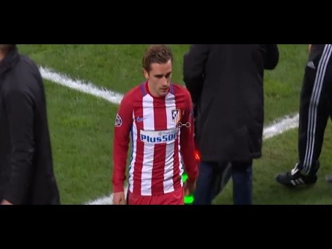 Antoine Griezmann vs Bayer 04 Leverkusen Away HD (21/02/2017)