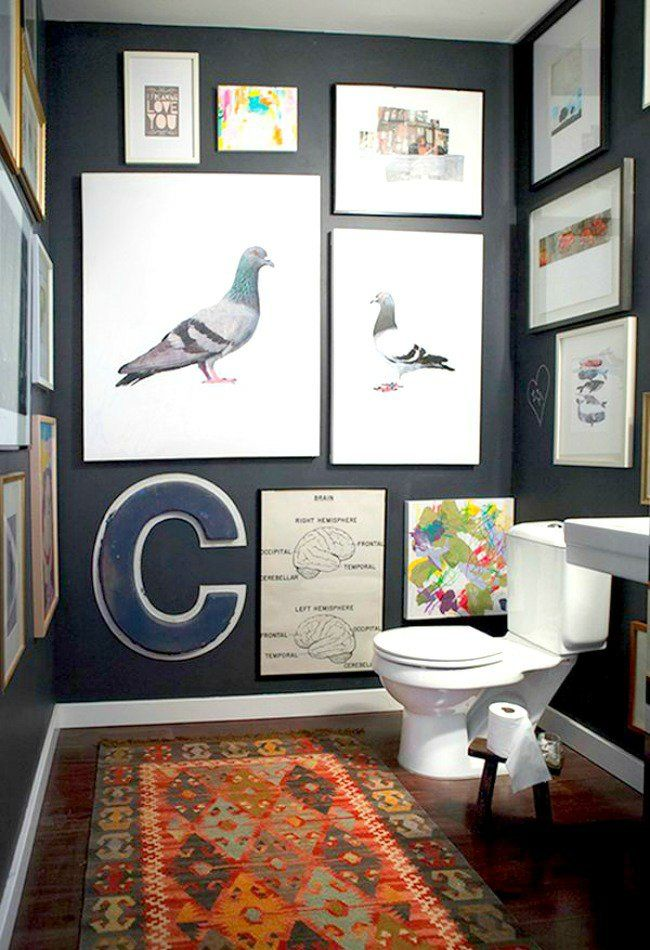 Die besten 25+ kleines dunkles Badezimmer Ideen auf Pinterest - kleines badezimmer fliesen