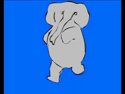 L'elefant - YouTube