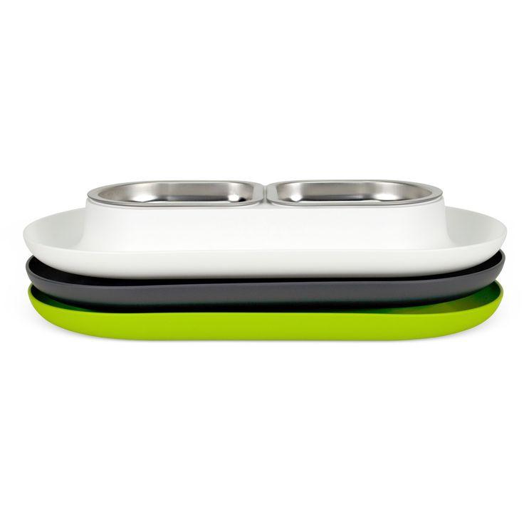 Hepper NomNom Bowl - http://shop.hepper.com/collections/eat/products/hepper-nomnom-bowl-green