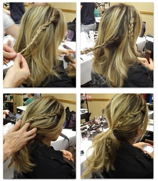 Madrinhas de casamento: Passo a passo para um penteado de festa