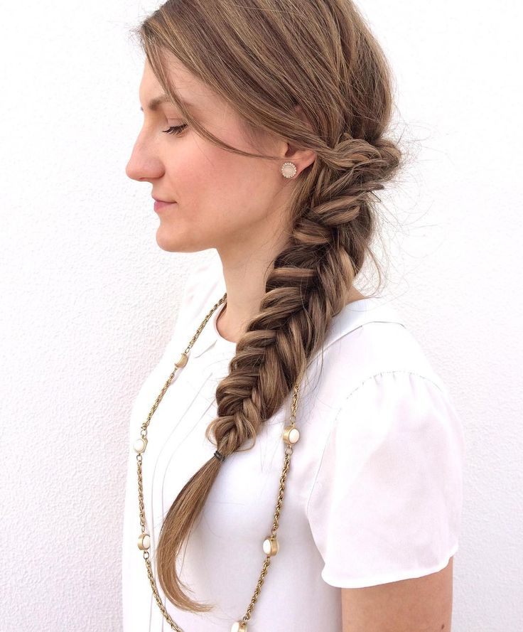 25+ Best Types Of Braids Ideas On Pinterest