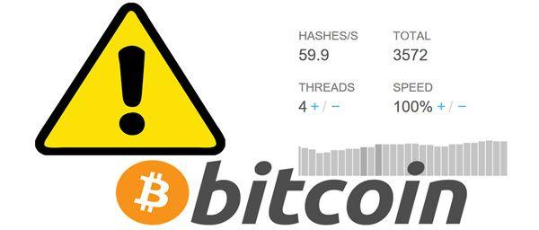 Cum blochezi minarea BITCOIN abuziva pe PC Ce e cu MINAREA abuziva de BITCOIN ? In ultima vreme, datorita prețului în continua creștere a BITCOIN-ului #videotutorial #bitcoin