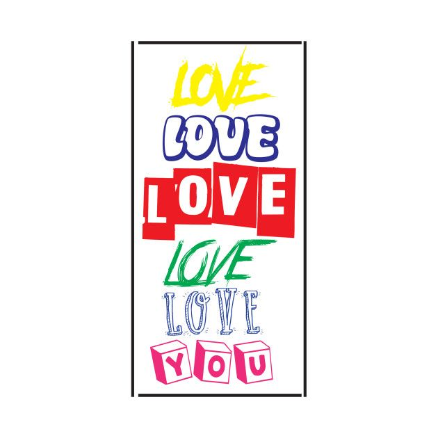 Check out this awesome 'LOVE+YOU' design on @TeePublic!