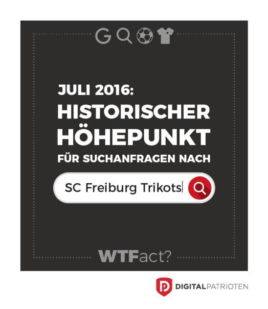 SC Freiburg Trikot - Fakten. Bundesliga