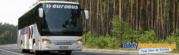 Autokar Eurobus Eurolines Polska. #autokary