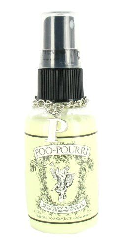 Poo Pourri.......everybody should use this