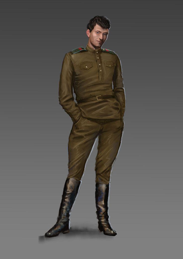 Sergeant Nitsky