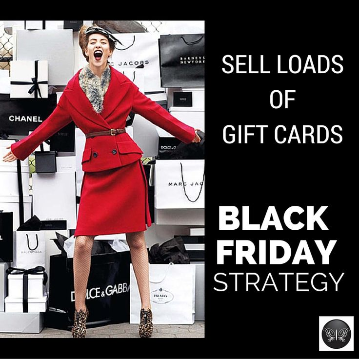 Black Friday is the kick-off to gift card selling season.Gift cards, gift  vouchers, gift certificates...whatever you choose to call them, they can  be a fabulous source of holiday cash flow. Many salons tend to ignore gift  cards, regarding them as rather impersonal, but in truth gift cards give  salons the opportunity to solve holiday gift giving. When promoted  properly, hair and beauty gift cards make an indulgent gift.  To boost salon profits and cash flow this holiday, start…