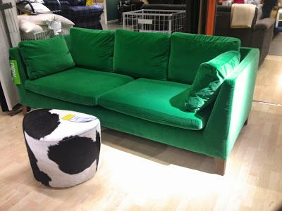 Green Velvet Sofa Ikea The Only Reason I Love This B C My Pas Had 1 Similar To It Was A Lighter Shard Much Prettier But