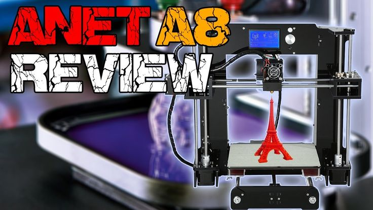 My first impresion of Anet A8. Cheapest DIY 3D printer