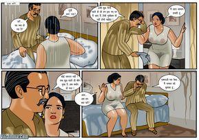 Velamma Kadi 31 Hindi: Plumber Presenting you the hot comics