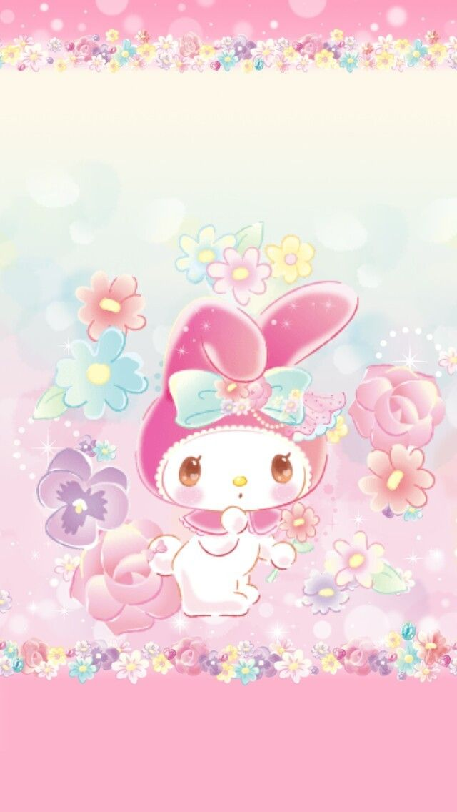 Pin On 03 Wallpapers 01 Sanrio 01 My Melody