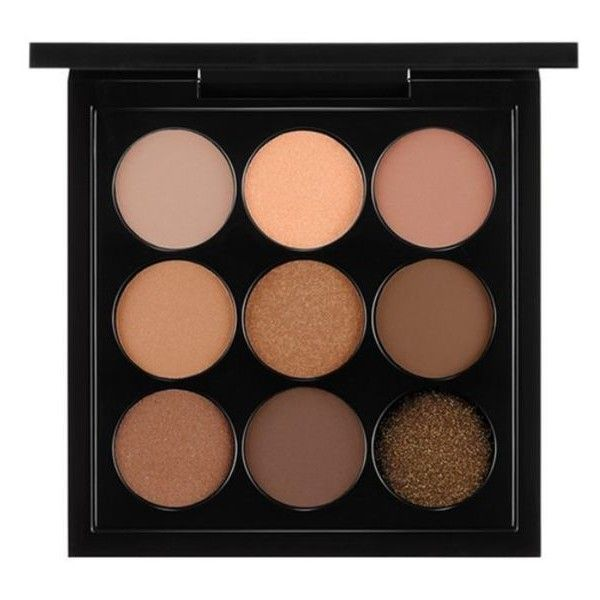 MAC Times 9 Eye Shadow Palette (125 BRL) ❤ liked on Polyvore featuring beauty products, makeup, eye makeup, eyeshadow, beauty and palette eyeshadow