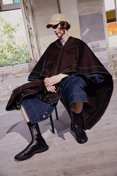 ACNE STUDIOS Spring-Summer2017 Menswear Paris Fashion Week 014