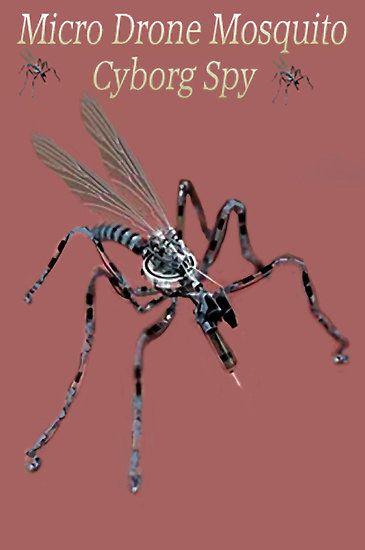 Micro Mosquito Drone