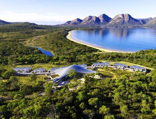 Saffire Resort Coles Bay, Tasmania.Australia