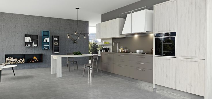 Cucina Classica Moderna Tradizionale Contemporanea - Kalì - Arredo3