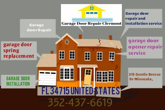 Incroyable Garage Door Repair And Installation Services Offered By Professional U0026  Reliable Garage Door Repair Clermont At Best Price In Clermont FL, We Offer  24 Hour ...