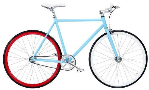Bicicleta Rodado 28 Tipo Fixie Piñon Maza Cubierta Italianas - $ 3.200,00