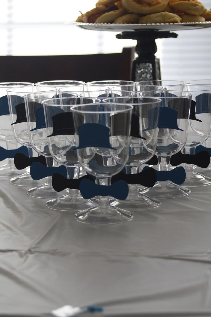 bow ties for wine glasses if bow ties fit into theme wine glassbaby showersbow