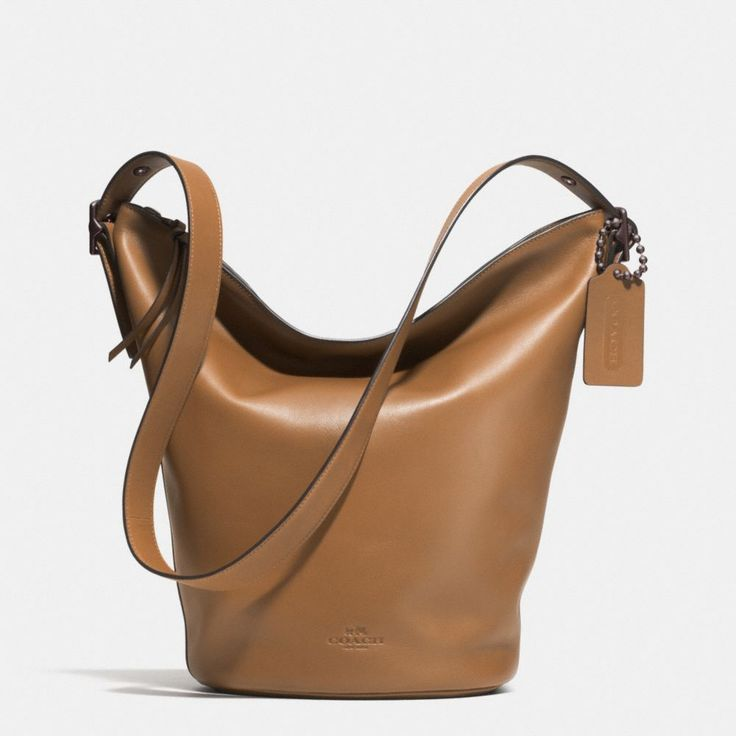 The Duffle Bag In Leather from Coach