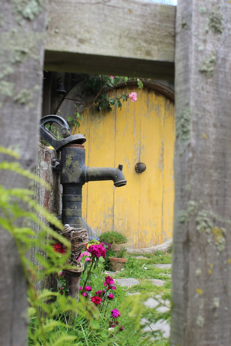88 best water pumps and fountains images on Pinterest   Old water ...