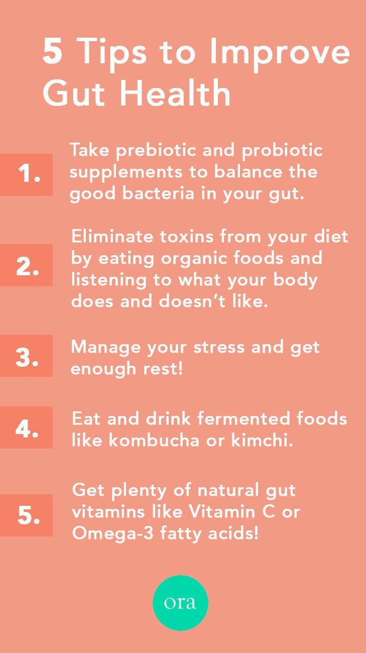 5 Natural Gut Remedies Gut Health Improve Gut Health Prebiotics And Probiotics