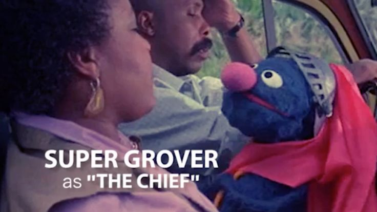 A fan has recreated the classic '90s video scene for scene (more or less), using existing footage of Sesame Street characters.