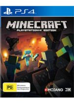 Minecraft PlayStation 4 Edition (preowned)