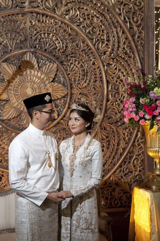 Pernikahan Adat Medan Deli Putri dan Adi di Jakarta