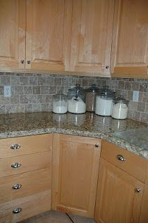 UnBeLiEvAbLe Kitchen storage and organization ideas......must absorb it all! (from www.preparednotscared.com)